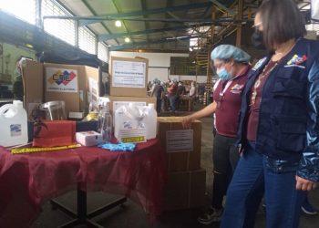 Inicia entrega de material electoral para comicios parlamentarios del 6D