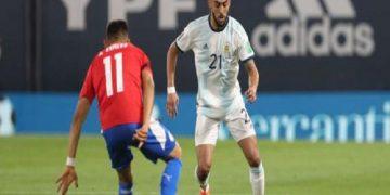 Argentina y Paraguay empataron a un gol en eliminatorias sudamericanas Catar 2022