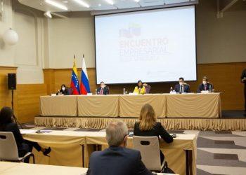 Vicepresidenta Rodríguez: Ley Antibloqueo es un salto estratégico para expandir cooperación rusa