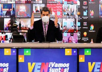 Presidente Maduro deseó campaña electoral exitosa a los 14 mil 400 candidatos a las parlamentarias