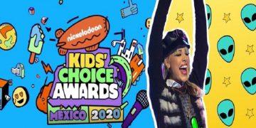 Conoce a los ganadores de los Kids Choice Awards México 2020