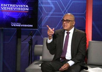 Jorge Rodríguez: El bloqueo y las sanciones no tienen color político