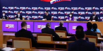 Presidente Maduro lidera encuentro con empresarios chinos