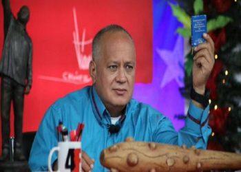 Diosdado Cabello: Extrema derecha pretende nuevamente promover planes violentos en Venezuela