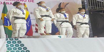 Elvismar Rodríguez y Karen León suman para Venezuela dos medallas de bronce en el Panamericano de Judo de México
