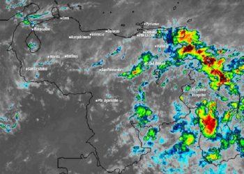 Inameh prevé que Onda tropical N°65 generará nubosidad y precipitaciones en el país