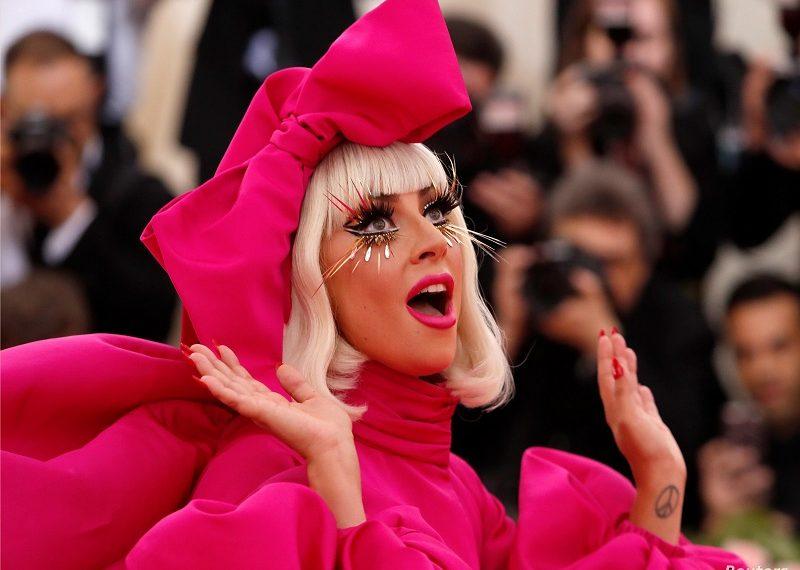 Lady Gaga participará en una película junto a Brad Pitt