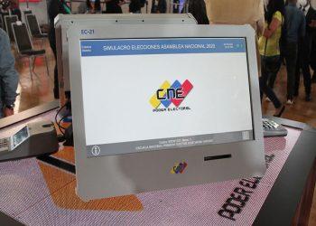 Poder Electoral crea Sistema Automatizado de Salvoconductos Electorales