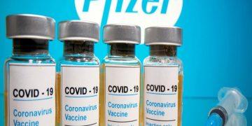 Empresa Pfizer reporta 95% de eficacia de su vacuna anti Covid-19