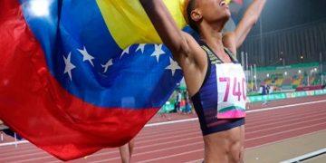 Yulimar Rojas figura entre las candidatas para alzarse con el trofeo a la mejor atleta del año 2020