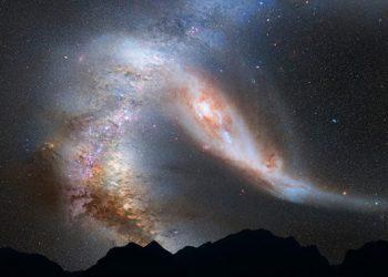 Ubicaron el origen de un inusual estallido de radio en nuestra galaxia