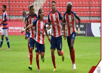 Academia Puerto Cabello vino de atrás para empatar a dos goles con Estudiantes de Mérida