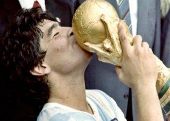 Este miércoles falleció el astro argentino, Diego Armando Maradona