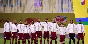 Vinotinto cae por la mínima ante Brasil en eliminatorias a Qatar 2022