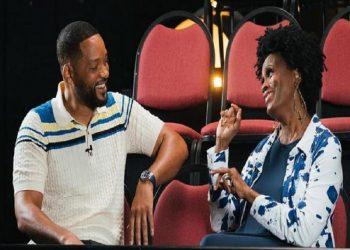 Will Smith y Janet Hubert se reconcilian en reunión del Príncipe del Rap