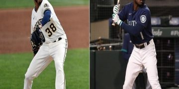 Elegidos Kyle Lewis y Devin Williams como Novatos del Año en las Grandes Ligas