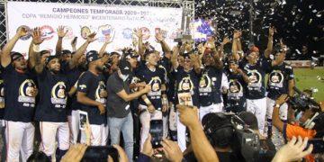 Caribes campeones